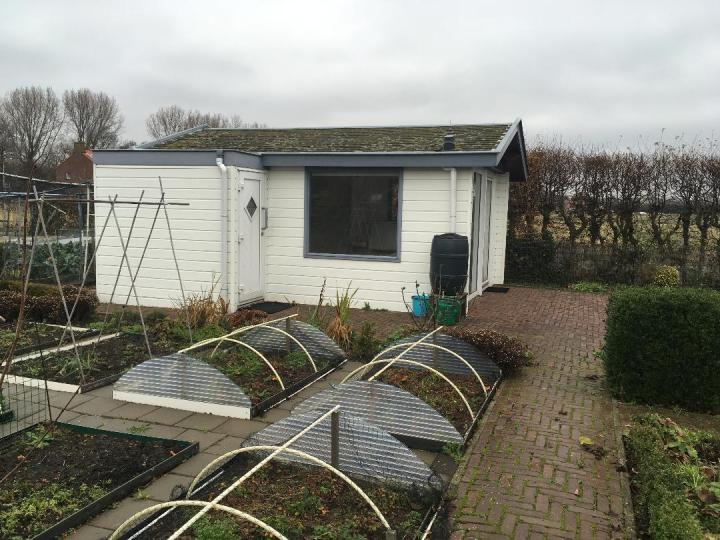Allotment house